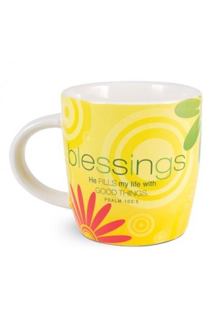 CUP OF BLESSINGS MUG