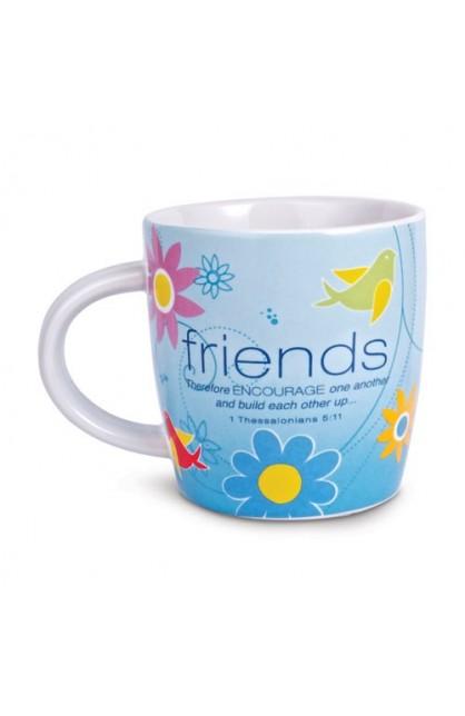 CUP OF FRIENDSHIP 2 MUG