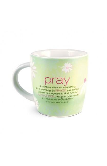 CUP OF PRAYER MUG