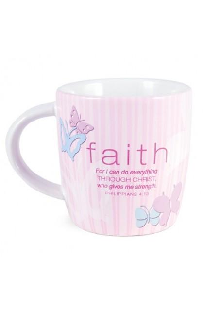 CUP OF FAITH MUG