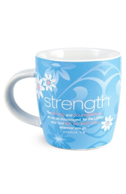 CUP OF STRENGTH MUG