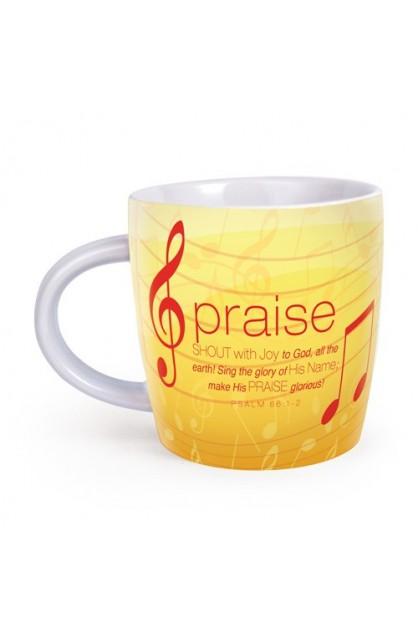 CUP OF PRAISE MUG