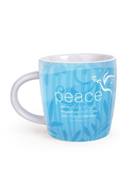CUP OF PEACE MUG