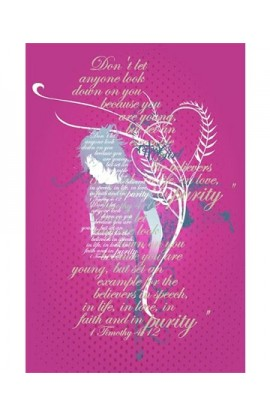 PURITY PINK POSTER 68