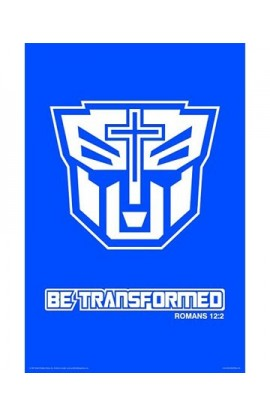 BE TRANSFORMED POSTER 59