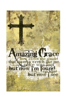 AMAZING GRACE POSTER 65