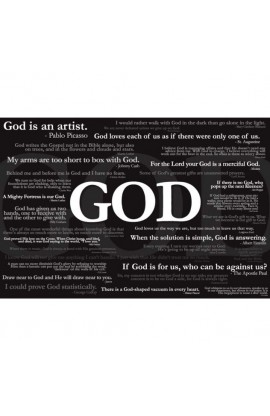GOD QUOTES POSTER 100