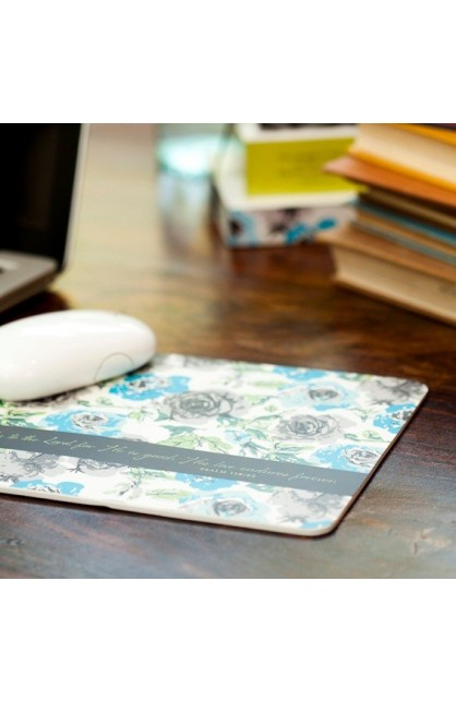 BLESSED & LOVED MEMO MOUSE PAD