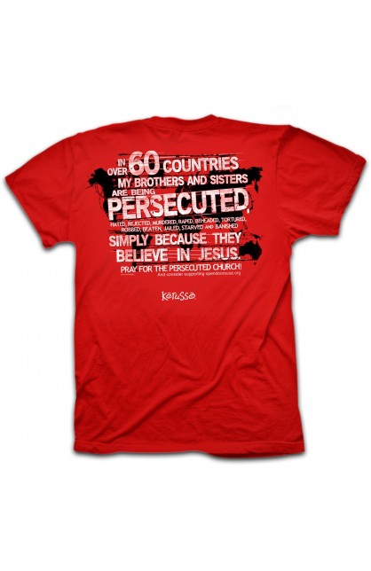 PERSECURED CHURCH ADULT T
