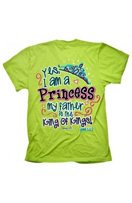 PRINCESS CHERISHED GIRL ADULT T