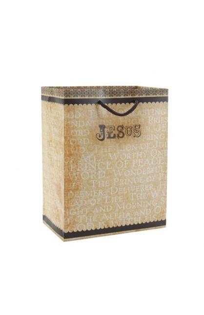 NAMES OF JESUS MEDIUM GIFT BAG