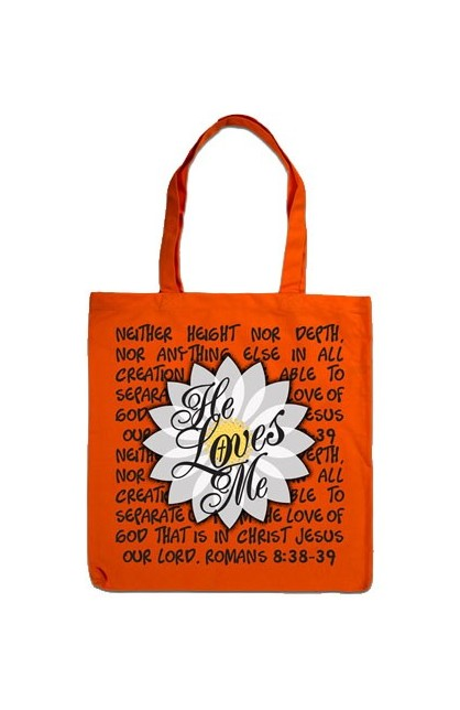 HE LOVES ME TOTE
