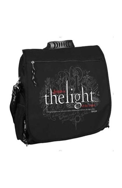 THE LIGHT MESSENGER BAG