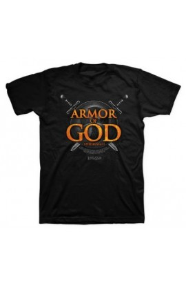 ARMOR OF GOD ADULT T SHIRT