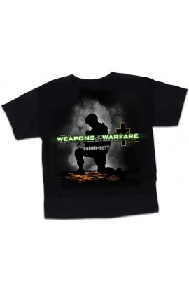 WEAPONS OF OUR WARFARE KIDS T SHIRT