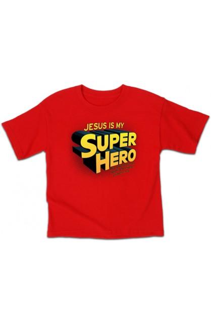 SUPER HERO YOUTH T-SHIRT