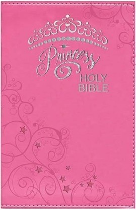 PRINCESS BIBLE PINK