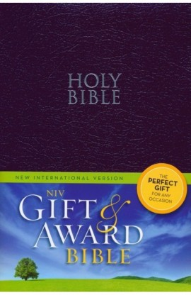 NIV GIFT & AWARD BIBLE ROYAL PURPLE