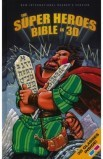 THE NIRV SUPER HEROES BIBLE IN 3D HARDCOVER