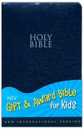 NIV GIFT AND AWARD BIBLE FOR KIDS