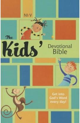 THE KIDS DEVOTIONAL BIBLE