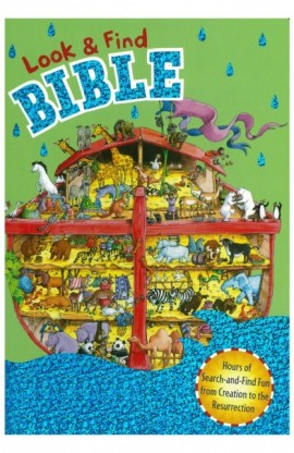 LOOK AND FIND BIBLE BOARD BOOK