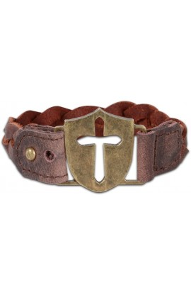 SHIELD BRAID FAITH GEAR BRACELET