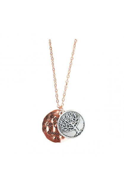 ROOTED WOMEN'S NECKLACE