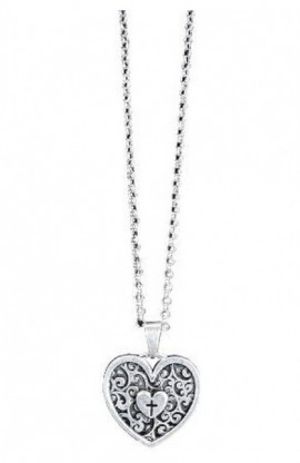 SWIRL HEART WOMEN'S NECKLACE