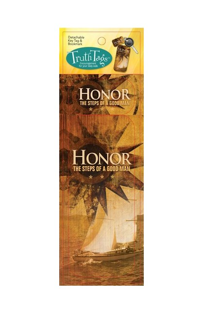 HONOR TRUTH TAG