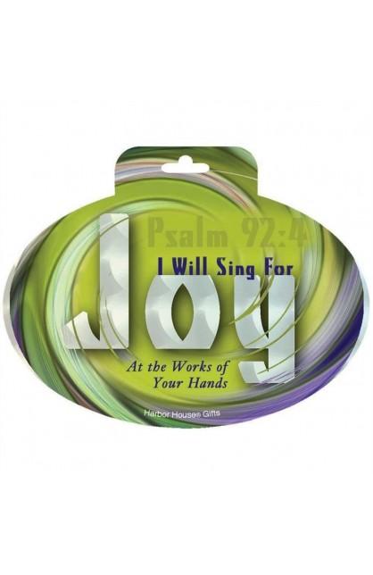 I WILL SING JOY HOLOGRAPH SM