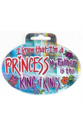 PRINCESS STICKER SM