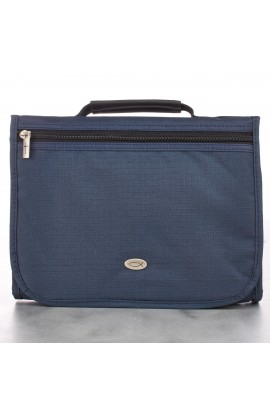 Navy Blue Three-Fold Organizer (Medium)
