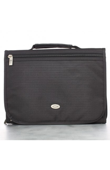 Black Three-Fold Organizer (Large)