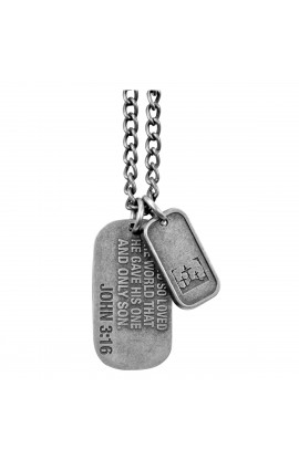 """John 3:16"" Necklace"