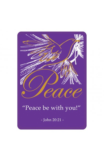 Peace be with You: Friendship Cards
