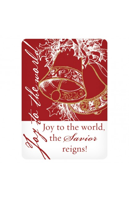 Joy to the World: Friendship Cards