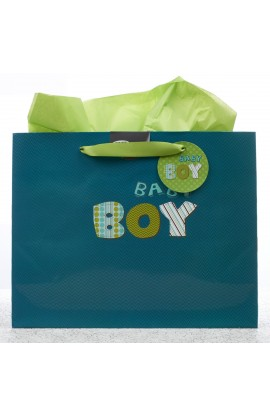 "Large Gift Bag ""Children Are A Gift From God"""