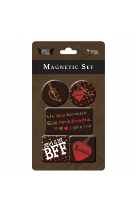 """Love"" Magnetic Set"