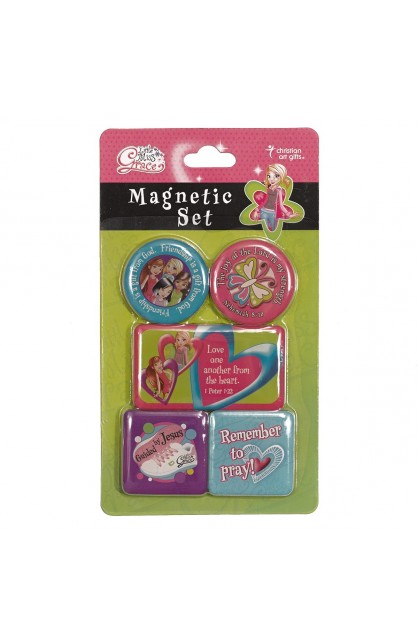 Remember to Pray - LMG Magnetic Set