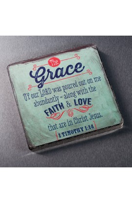 "Retro Collection ""Grace"" Magnet"