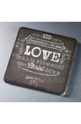 "Chalkboard Collection ""Love"" Magnet"