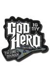 Psalm 18:2 - Metal Pin