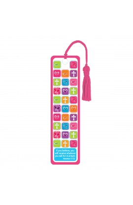 Matthew 21:22   Tassle Bookmark