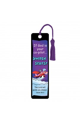 Isaiah 58:11   Tassle Bookmark