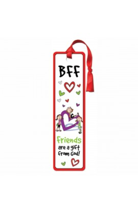 """LaeDee Bug: BFF"" Bookmark"