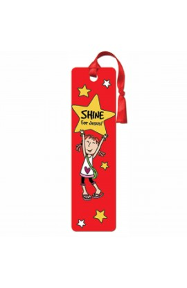 LDB Shine for Jesus!   Tassle Bookmark