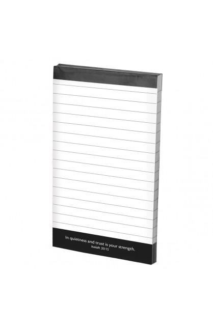 Refill Slimline Delux Notepad