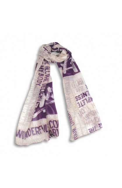 COMPLETE SCARF