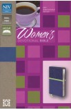 NIV WOMEN'S DEVOTIONAL BIBLE BLUEBERRY